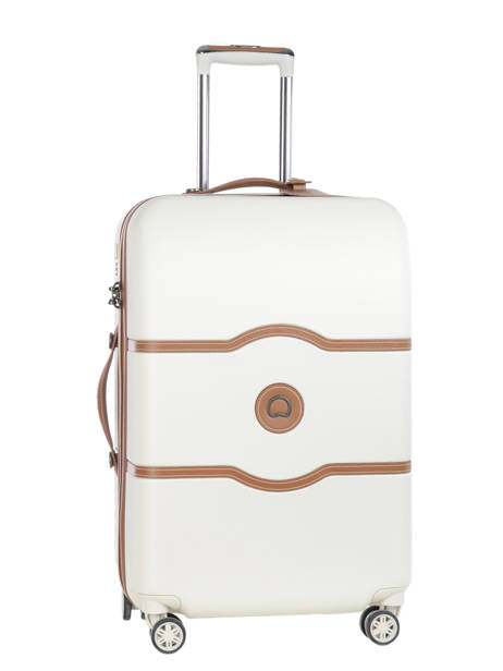 Hardside Luggage Chatelet Air Delsey White chatelet air 1672810