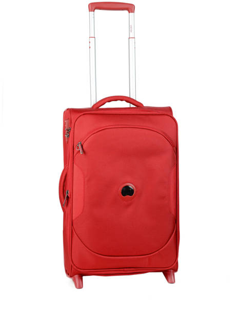 Valise Cabine Ulite Classic 2 Delsey Rouge ulite classic 2 3246724