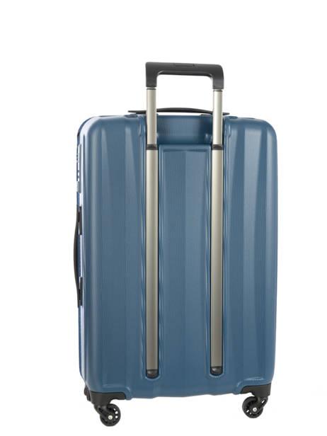 Valise Rigide Tanoma Jump Bleu tanoma 3201 vue secondaire 4