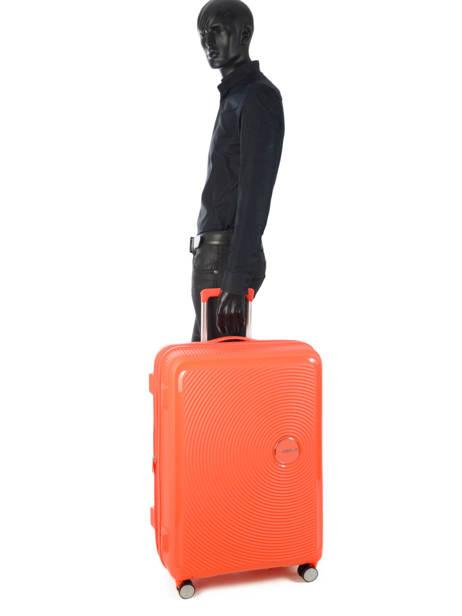 Valise Rigide Soundbox American tourister Orange soundbox 32G003 vue secondaire 3