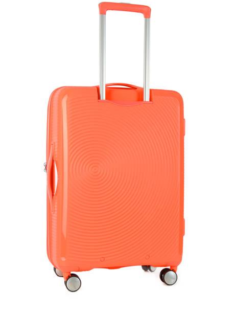 Valise Rigide Soundbox American tourister Orange soundbox 32G003 vue secondaire 5