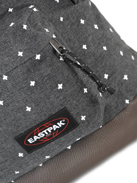 Sac à Dos 1 Compartiment Eastpak Gris pbg authentic PBGK811 vue secondaire 1