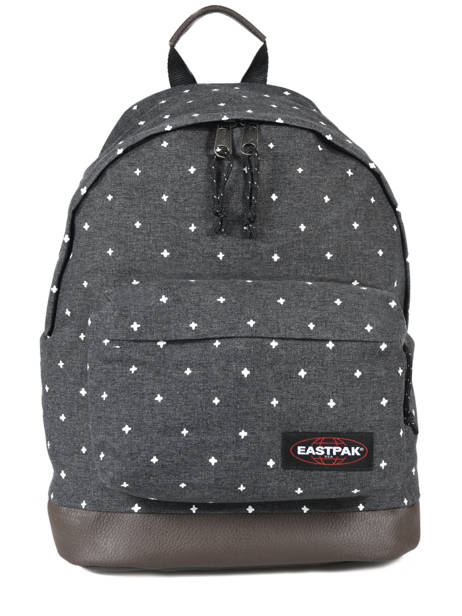 Sac à Dos 1 Compartiment Eastpak Gris pbg authentic PBGK811