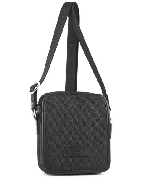 Crossbody Bag Hexagona Black worker D72282