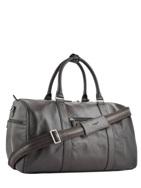 Sac De Voyage Confort Hexagona Marron confort 462546 vue secondaire 1