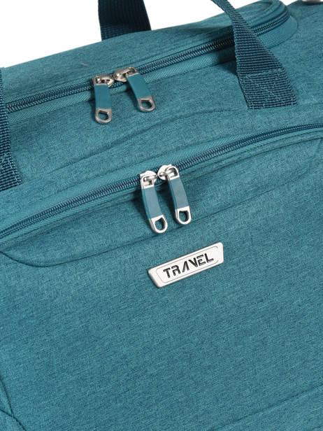 Sac De Voyage Cabine Snow Travel Bleu snow - 00122083 vue secondaire 1