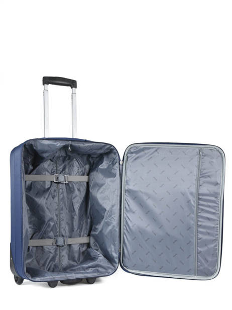 Valise Cabine Travel Bleu city 2885-S2 vue secondaire 5