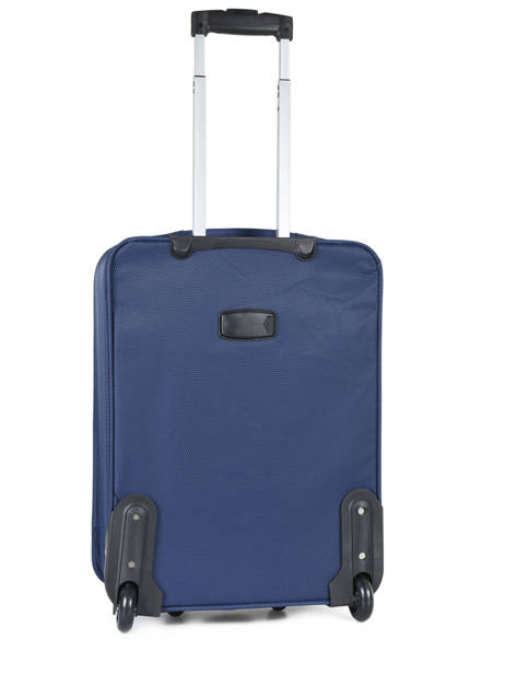 Valise Cabine Travel Bleu city 2885-S2 vue secondaire 4