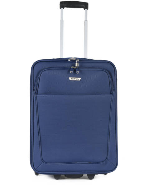 Valise Cabine Travel Bleu city 2885-S2