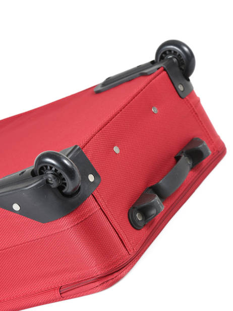 Cabin Luggage Travel Red city 2885-S2 other view 2