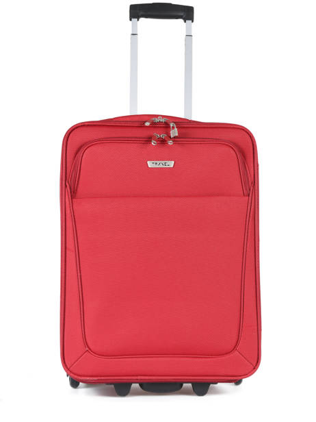Cabin Luggage Travel Red city 2885-S2
