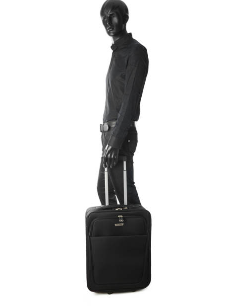 Cabin Luggage Travel Black city 2885-S2 other view 3