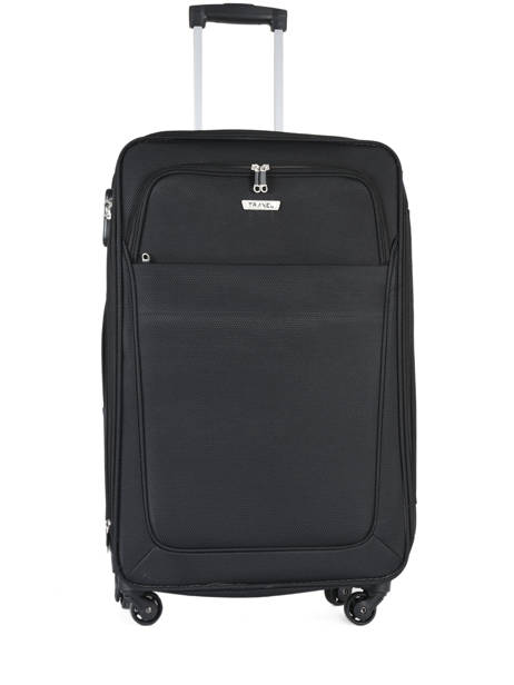 Valise Souple City Travel Noir city 2885-M