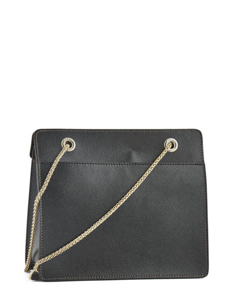 Shoulder Bag Like Leather Furla Black like LIK-BQA2 other view 4