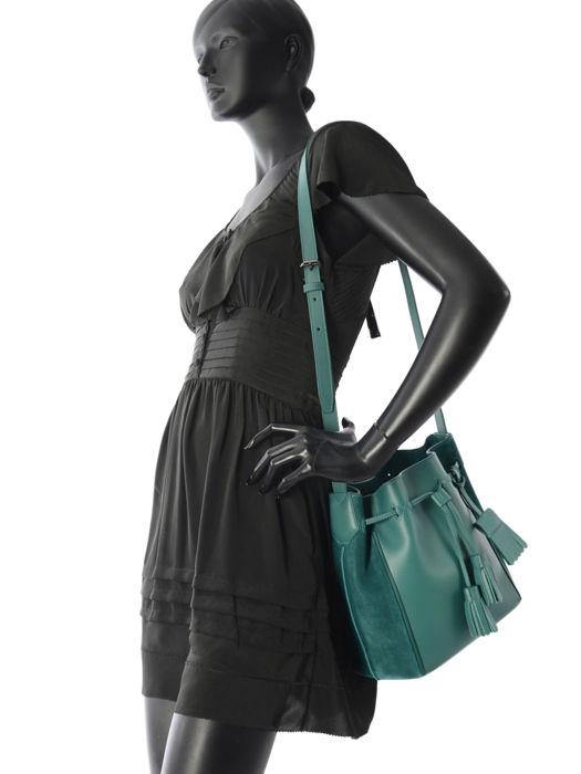 Longchamp PÉnÉlope soft Sacs porté travers Bleu