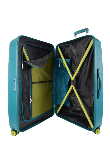 Hardside Luggage Skydracer American tourister Green skydracer 22G003 other view 5