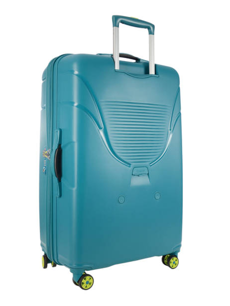 Hardside Luggage Skydracer American tourister Green skydracer 22G003 other view 4