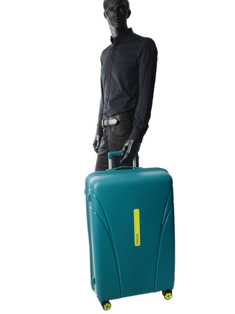 Hardside Luggage Skydracer American tourister Green skydracer 22G003 other view 3