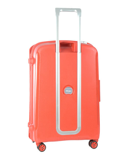 Hardside Luggage Belfort + Delsey Orange belfort + 3841821 other view 4