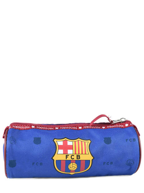 Trousse 1 Compartiment Fc barcelone Bleu we are 490-8125