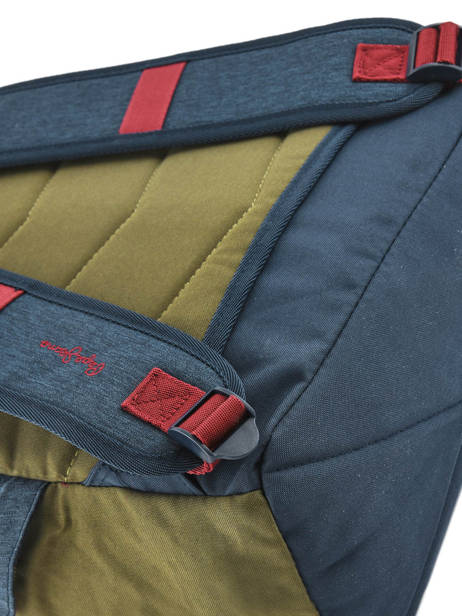 Backpack 1 Compartment Pepe jeans Multicolor trade 60423 other view 1