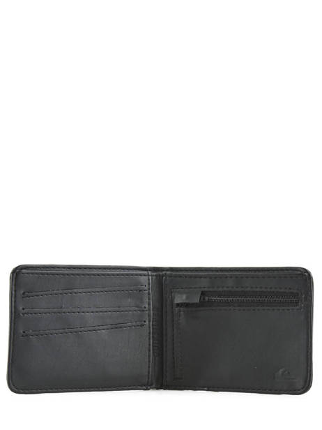 Portefeuille Quiksilver Noir wallets QYAA3686 vue secondaire 2