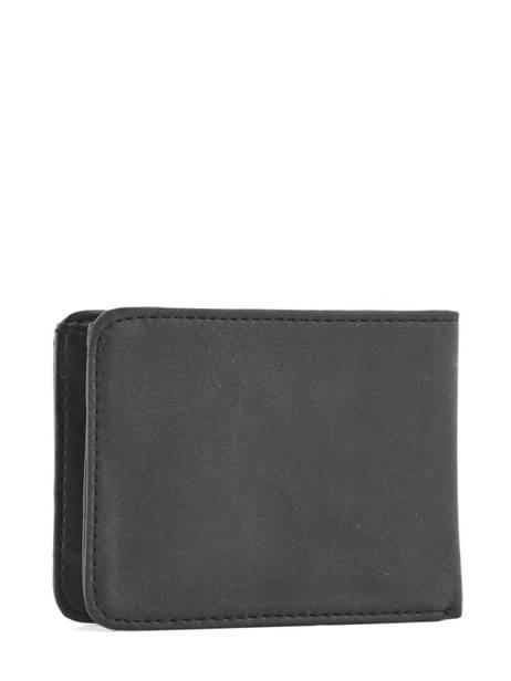 Portefeuille Quiksilver Noir wallets QYAA3686 vue secondaire 1