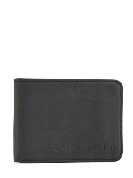 Portefeuille Quiksilver Noir wallets QYAA3686