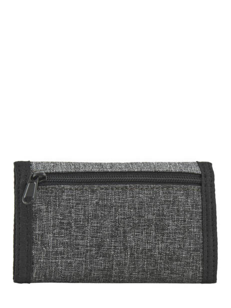 Wallet Quiksilver Gray wallets QYAA3709 other view 1