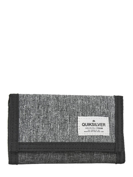 Portefeuille Quiksilver Gris wallets QYAA3709