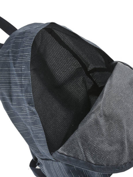 Backpack 1 Compartment Roxy Black back to school RJBP3730 other view 4
