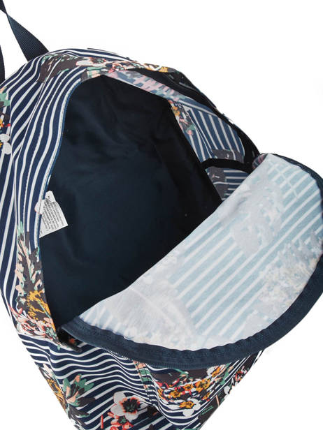 Sac à Dos 1 Compartiment Roxy Noir back to school RJBP3732 vue secondaire 4