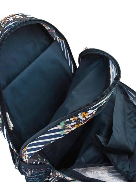 Sac A Dos Avec Trousse Offerte Roxy Noir back to school RJBP3736 vue secondaire 5