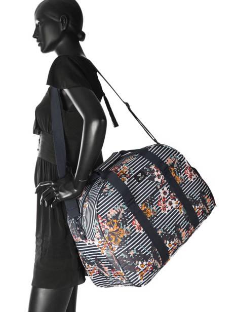 Sac De Voyage Cabine Luggage Roxy Noir luggage RJBP3751 vue secondaire 2