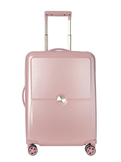 Cabin Luggage Delsey Pink turenne 1621803
