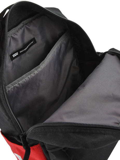 Backpack 1 Compartment + 15'' Pc Levi's Black l1 228916 other view 4