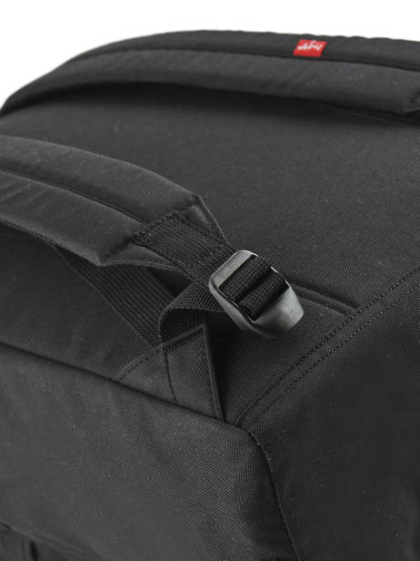 Backpack 1 Compartment + 15'' Pc Levi's Black l1 228916 other view 1