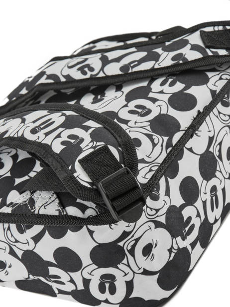 Cartable 1 Compartiment Mickey and minnie mouse Blanc fashion 88-8879 vue secondaire 1
