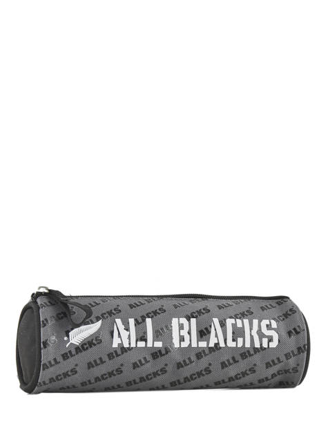 Trousse 1 Compartiment All blacks Noir we are 183A207P