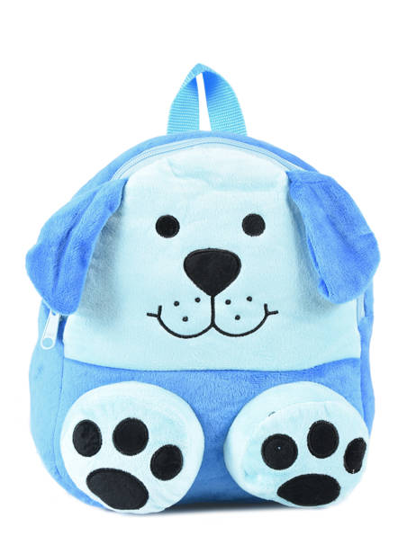 Backpack Mini Animal Blue kids KIDNI02