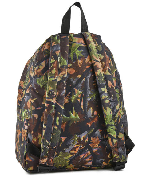 Backpack 1 Compartment Miniprix Brown basic L07917 other view 3