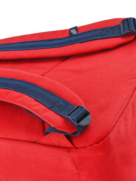 Backpack 2 Compartments + 15'' Pc Sweet pants Red urban DAILY other view 1