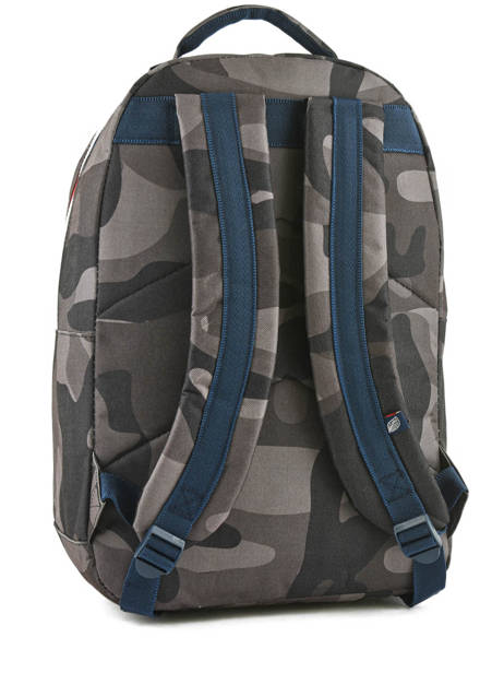 Backpack 1 Compartment Sweet pants Green urban LOOPS other view 3