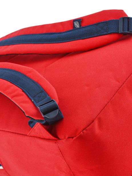 Sac à Dos 1 Compartiment Sweet pants Rouge urban LOOPS vue secondaire 1
