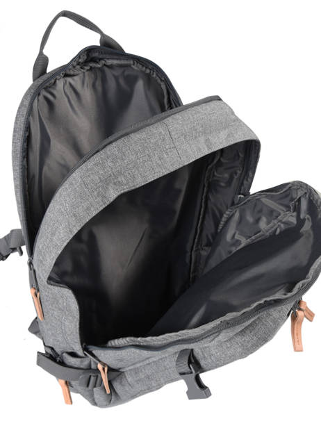Backpack Evanz + 15'' Pc Eastpak Gray K221 other view 4