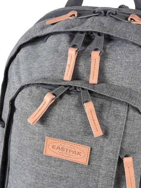 Backpack Evanz + 15'' Pc Eastpak Gray K221 other view 1