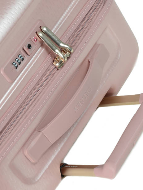 Hardside Luggage Turenne Delsey Pink turenne 1621820 other view 1