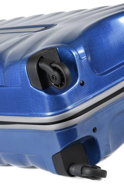 Valise Cabine Firelite Samsonite Bleu firelite U72801 vue secondaire 1
