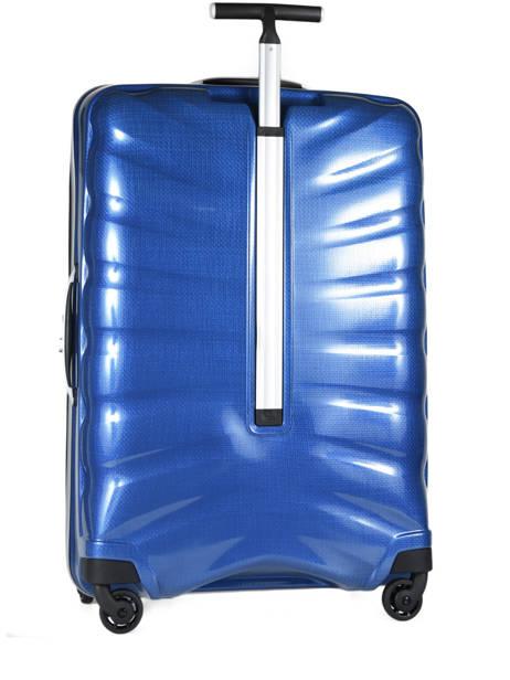 Valise Cabine Firelite Samsonite Bleu firelite U72801 vue secondaire 5