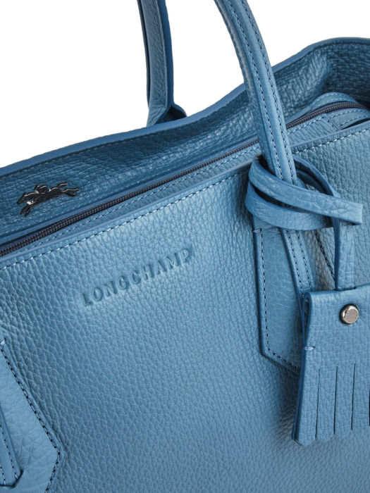 Longchamp Pénélope Sacs porté main Bleu